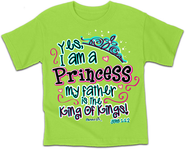 Cherished Girl Kidz T - Princess