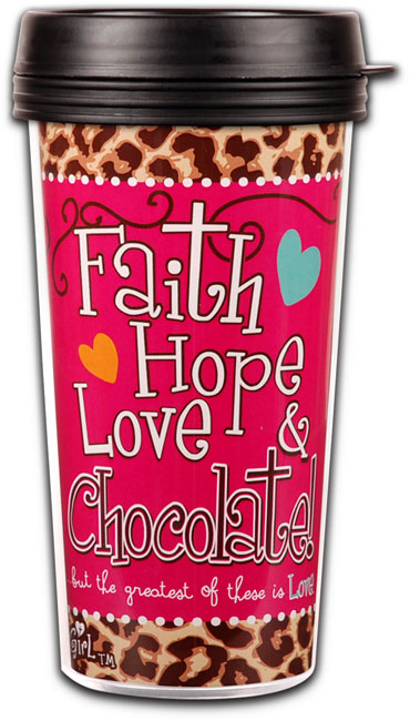 Insulated Tumbler - Chocolate
