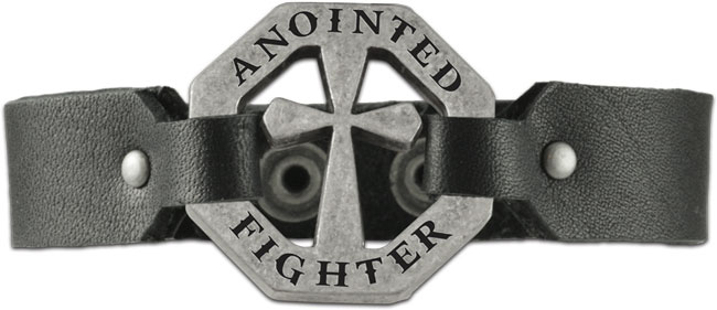 Faith Gear Bracelet - Anointed Fighter
