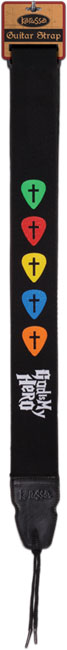 Guitar Strap - Jesus Saves