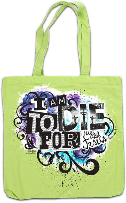 Tote Bag - To Die For