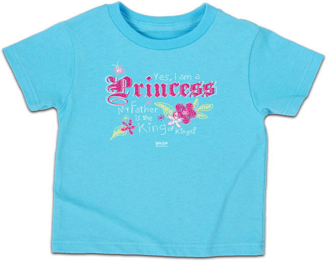 Toddler T - Princess 2
