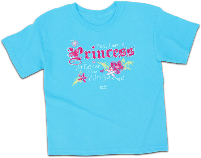 Youth T - Princess 2